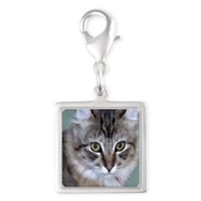 American Curl Cat Charms