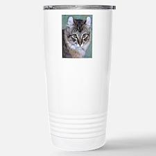 American Curl Cat Travel Mug