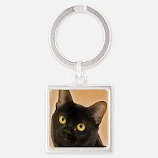 Bombay Cat Keychains