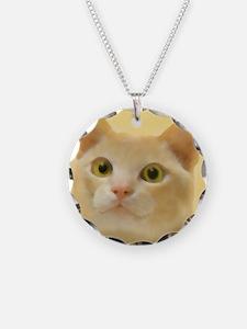 Burmese Cat Necklace