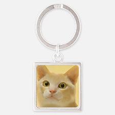Burmese Cat Keychains