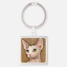 Sphynx Cat Keychains