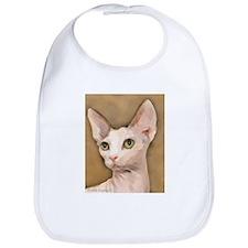 Sphynx Cat Bib