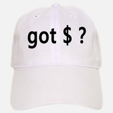 Got Money? Baseball Baseball Cap