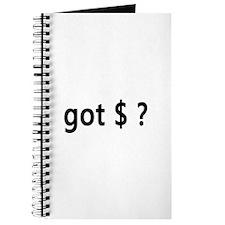 Got Money? Journal