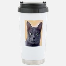 Korat Cat Travel Mug