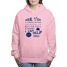 Realtor's Parade Logo Women's Hooded Sweatshirt