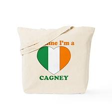 Cagney, Valentine's Day Tote Bag