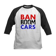 Ban Boom Cars Baseball Jersey