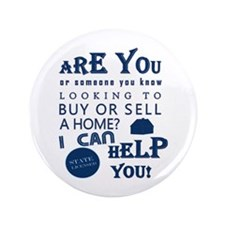 "Realtor's Parade Logo 3.5"" Button"
