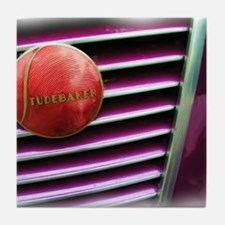 1937 Tile Coaster