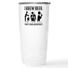Cute Superpower Travel Mug