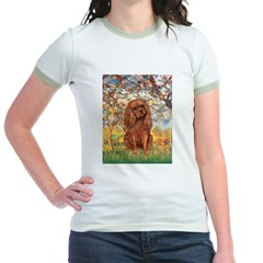 Spring and Ruby Cavalier T