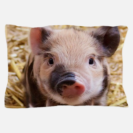 Cute Piglet Pillow Case