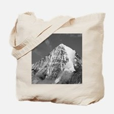 Summit of the Monch, 4,107 metres (13,474 Tote Bag