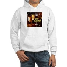 WHO IS DON GUY Hoodie