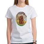 Spring and Ruby Cavalier Women's T-Shirt