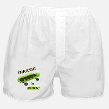 Thrash 'n Burn III Boxer Shorts