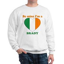 Brady, Valentine's Day Sweatshirt