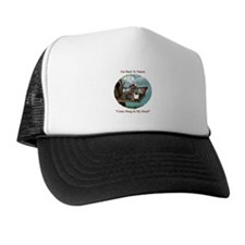 Get Back To Nature Trucker Hat