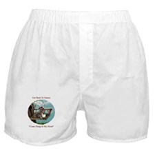 Get Back To Nature Boxer Shorts