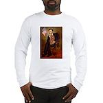 Lincoln's Ruby Cavalier Long Sleeve T-Shirt