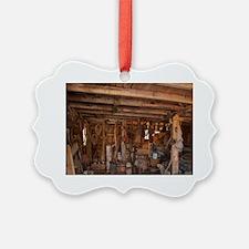 Twillingate. Prime Berth historic Picture Ornament