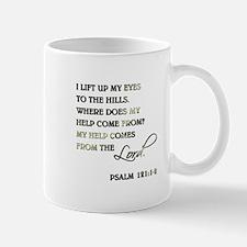 PSALM 121:1-2 Mug