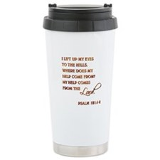 PSALM 121:1-2 Travel Mug