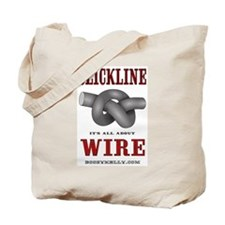 All About Wire Tote Bag