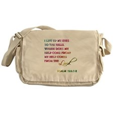 PSALM 121:1-2 Messenger Bag