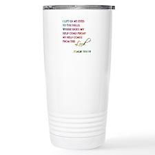 PSALM 121:1-2 Travel Mug