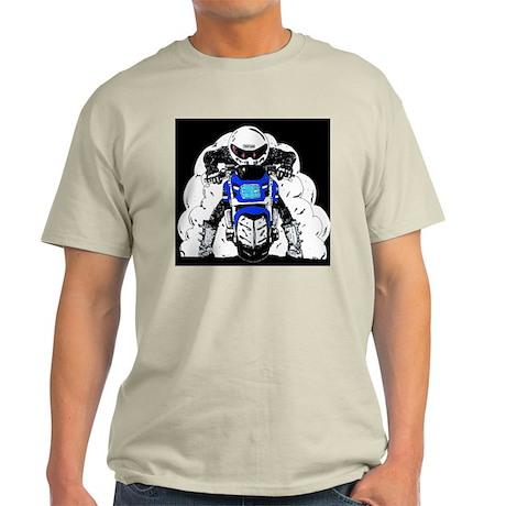 CartoonLgbestversionBlue copy T-Shirt