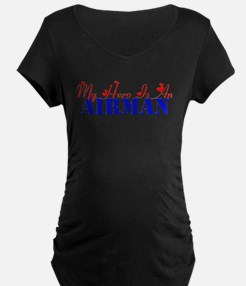 My hero is an Airman T-Shirt