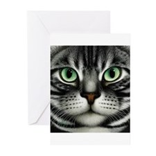 Tabby Greeting Cards