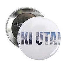 "Ski Utah 2.25"" Button (10 pack)"