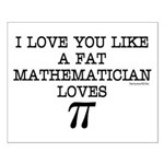 Love of Pi Small Poster