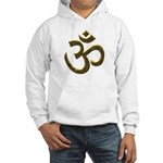 Buddha quote & Ohm Hooded Sweatshirt