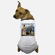 Once an Elkaholic Always an E Dog T-Shirt