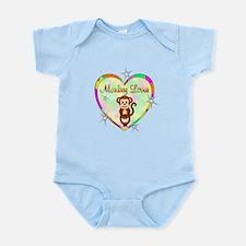 Monkey Lover Infant Bodysuit