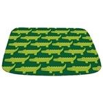 Crocodile Alligator Jungle Bathmat