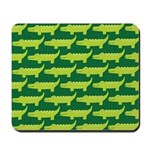 Crocodile Alligator Jungle Mousepad
