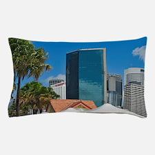 Australia, Sydney, Circular Quay. Sydn Pillow Case