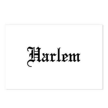 Harlem Postcards (Package of 8)