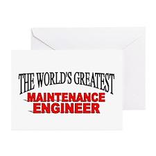 """The World's Greatest Maintenance Engineer"" Greeti"