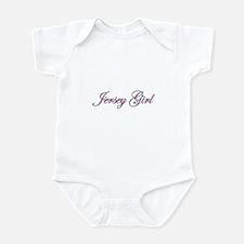 Jersey Girl Infant Bodysuit