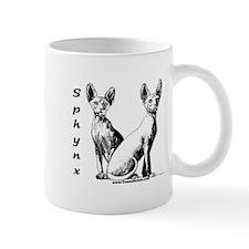 Sphynx Mug