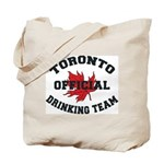 Toronto Drinking Team Tote Bag