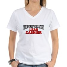 """The World's Greatest Lead Cashier"" Shirt"