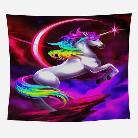 Unicorn Dream Wall Tapestry